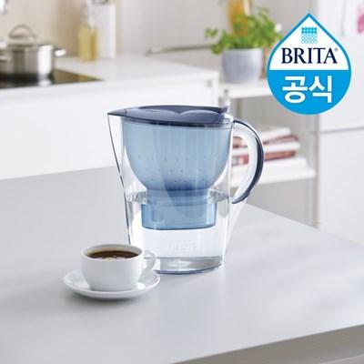 브리타 마렐라쿨 2.4L 블루 + 필터 1개월분(기본구성)