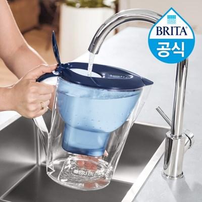 브리타 마렐라XL 3.5L 블루 +필터 1개월분 (기본구성)