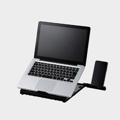 8단계 접이식 노트북 스탠드/거치대_(1050897)