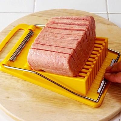 런천미트(스팸)슬라이서, 햄커터,삶은계란커터기