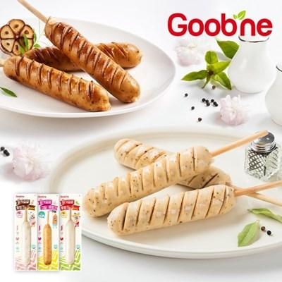 [굽네] 닭가슴살 꼬치 후랑크 3팩 골라담기