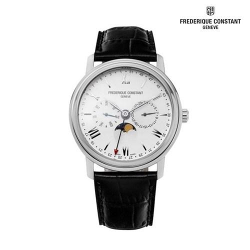 프레드릭콘스탄트 남성 문페이즈 손목시계 270SW4P6