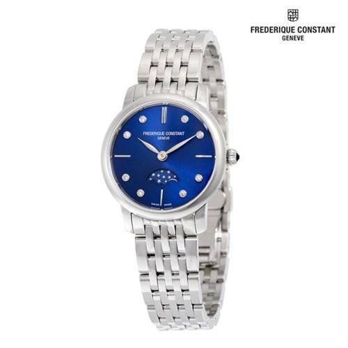 프레드릭콘스탄트 여성 문페이즈 손목시계 206ND1S26B