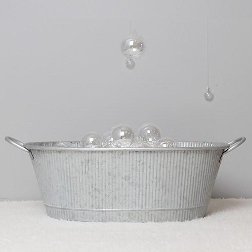 [데코봉봉]베이비 샤워 바스켓(퓨어)