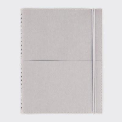 [Standard] Half Diary Large : Gray