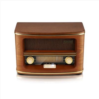 [캔스톤] 우든 레트로 블루투스 라디오 스피커 TR-3300