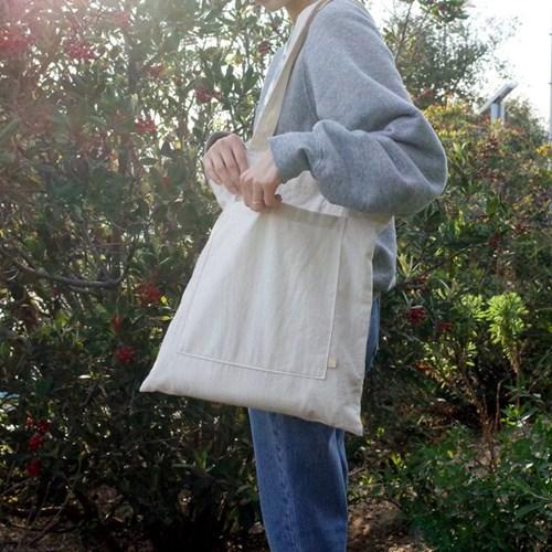 Muslin Pocket Bag (IVORY)