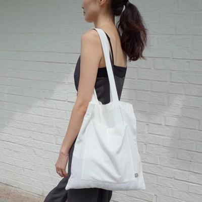 Muslin Pocket Bag (WHITE)