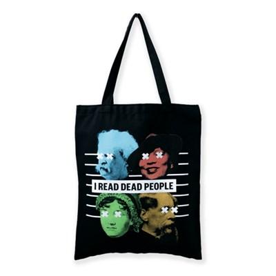 나는 죽은 사람을 읽는다. (I Read Dead People)