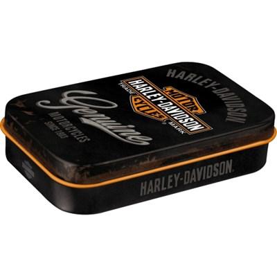 노스텔직아트[82111]   Harley-Davidson - Genuine Logo