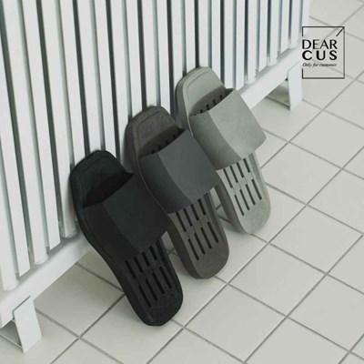 디어커스 퓨메노 PVC욕실화 (화장실 슬리퍼)