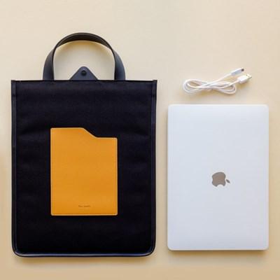 스트랩 노트북 파우치 - 15인치