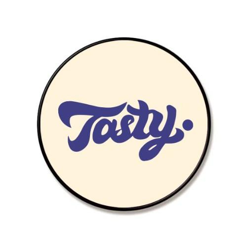 TASTY Grip TokBEIGE & NAVY