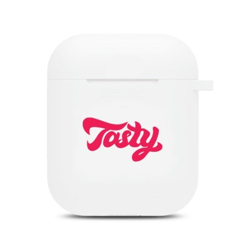 TASTY AirPods_WHITE