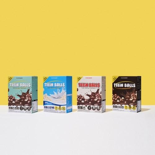 [딜로마켓] 무설탕 초콜릿 프로틴 틴볼스