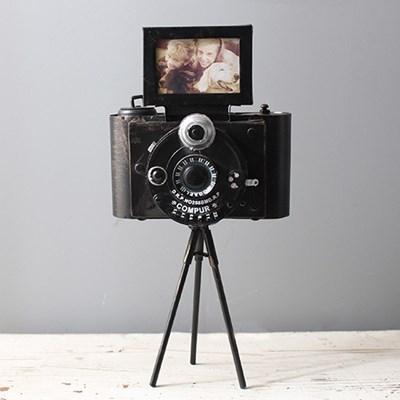 [데코봉봉]스탠딩 엔틱 카메라