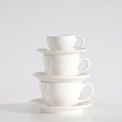 뉴욕 도자기 커피잔 세트 / 찻잔 세트