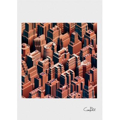 핀즐 29. Coen Pohl (A1아트포스터+매거진)