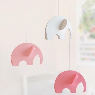 아기코끼리 모빌 Olephants - 플랜스테드모빌 (FLENSTED MOBILES)