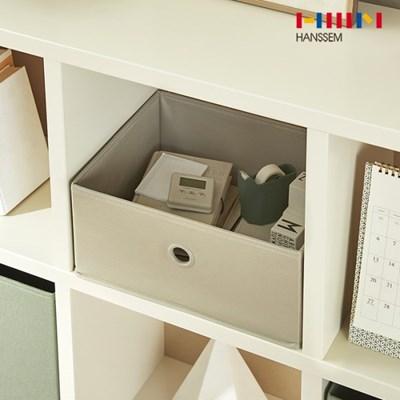 [한샘]샘 폴리 수납바스켓 중형_(950029)