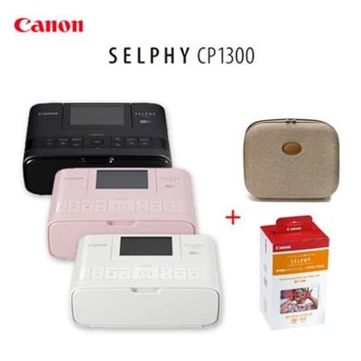 캐논 셀피 포토프린터 CP1300+RP-108+하드케이스 _기본패키지