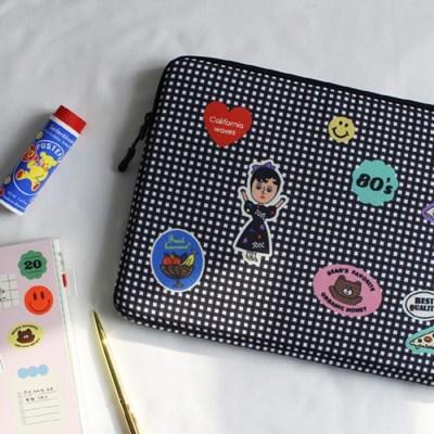 노트북 파우치 - 디 에잇티스 (아이패드11,13,15인치)