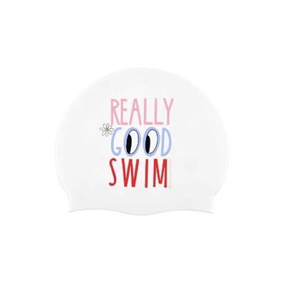 Really goods Swimcap White