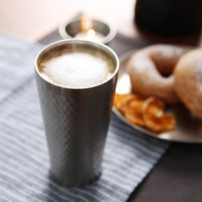 보온보냉 이중스텐 냉장고컵 맥주컵 1+1