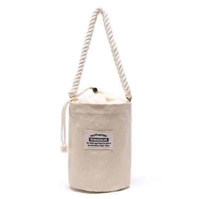 ROPE COTTON SHOULDER BAG (BEIGE)_(1277245)