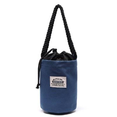 ROPE COTTON SHOULDER BAG (BLUE)_(1277242)