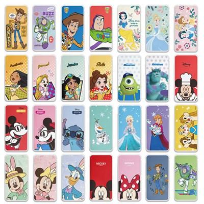 디즈니 캐릭터 보조배터리 10000mAh 98종_(149191)