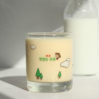 so yummy milk glass 300ml_B types