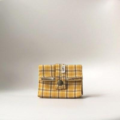 baby pocket - yellow