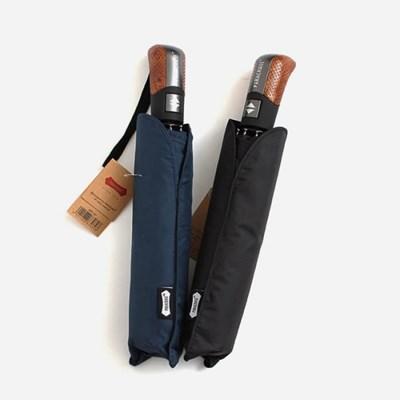 PARACHASE 파라체이스 3089 솔리드 고급 그립 전자동 3단 우산