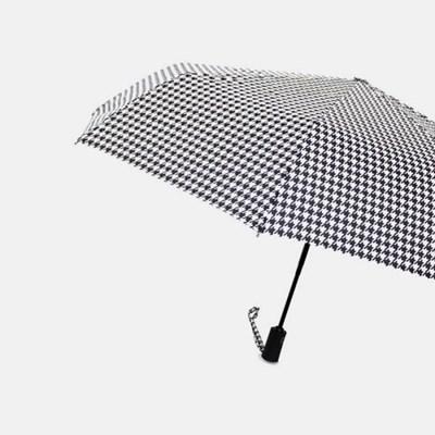 PARACHASE 파라체이스 3206 하운드투스 패턴 자동 3단 우산