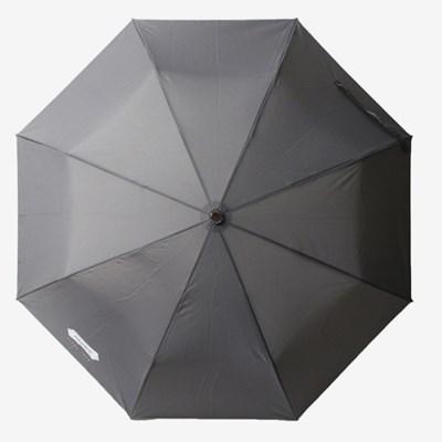PARACHASE 파라체이스 3223 로고 포인트 우드 전자동 3단 우산