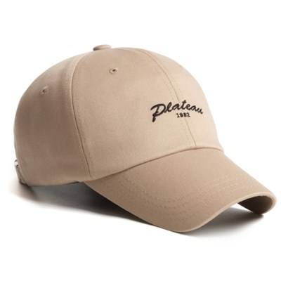 20 J 1982 PLATEAU CAP_LIGHT BEIGE