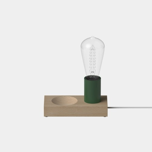 [일광전구] IK Series Wood2 Green