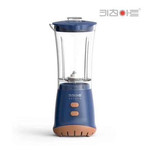 키친아트 라팔 티타늄 믹서기 블루 KAMX-B350HS
