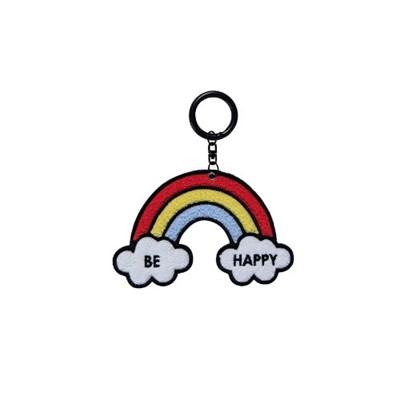 Rainbow Key ring