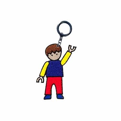 Block Boy Key ring