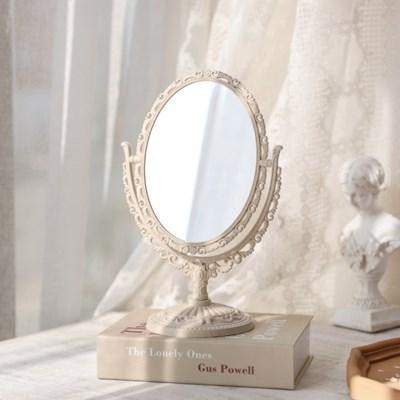 프랜치 엔틱 화장 거울 2 type_(39438)