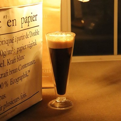 예쁜 카페 유리컵
