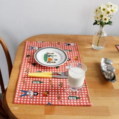테이블 매트 ver.2 (3종)