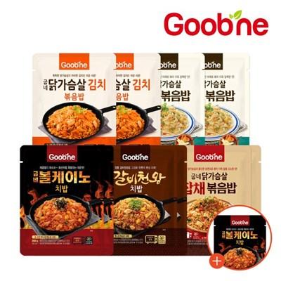 [굽네] 치밥&볶음밥 10+1팩 세트 모음전
