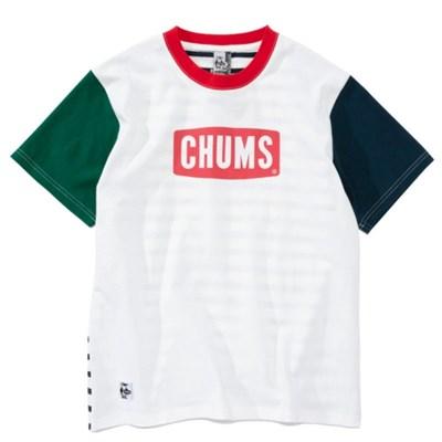 첨스 로고 티셔츠 Crazy