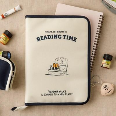 [Peanuts] TIME 북파우치_찰리브라운