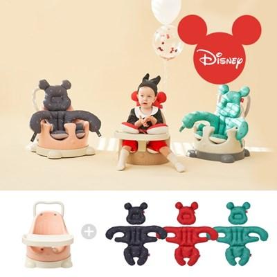 에시앙 디즈니 P-Edition+허그미키2종 에시앙범보 아기의자