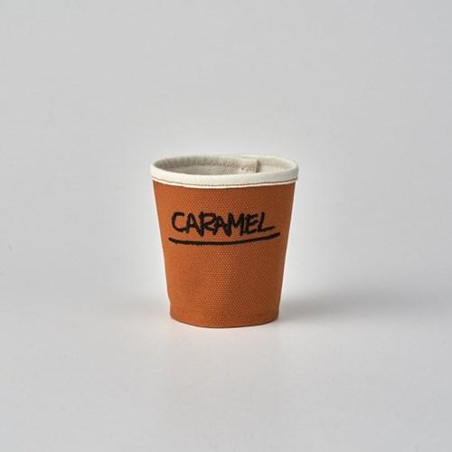페이퍼 컵토이 카라멜