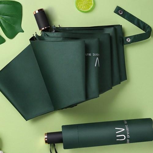 마크 UV차단 암막 우산 양산